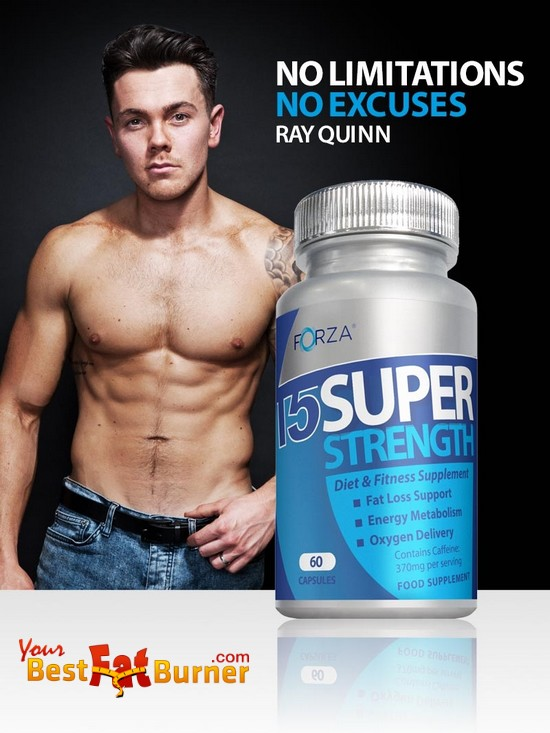 Ray Quinn Weight Loss With Forza T5 Super Strength