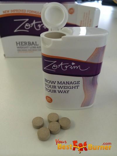 zotrim capsules